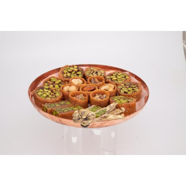 Erhan with Arabic sweet