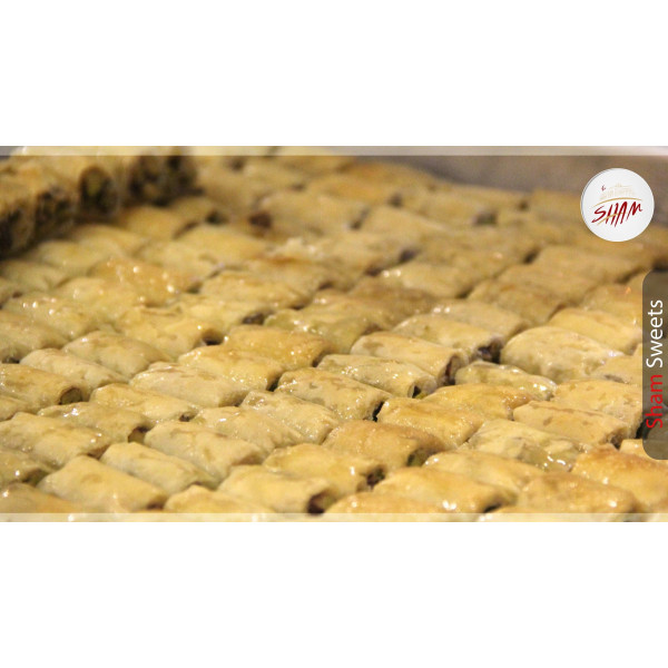 Mixed Arabic Sweets (20 kg)