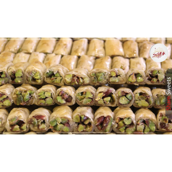 Mixed Arabic Sweets (20 kg)