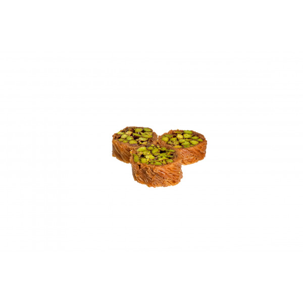 Brominated with pistachio