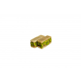 Crystalline pistachio