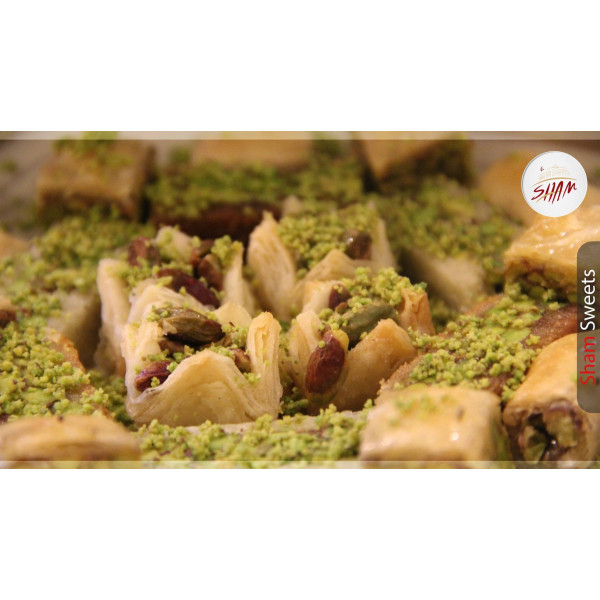 Bride pukaj  with pistachios kg:34$