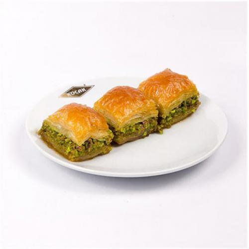 Special baklava with sweet Arabic